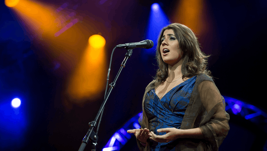 Madredeus joue au festival Avo-Session de Bâle
