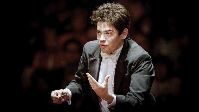 Lahav Shani conducts Mahler's Symphony No. 3 – With Violeta Urmana