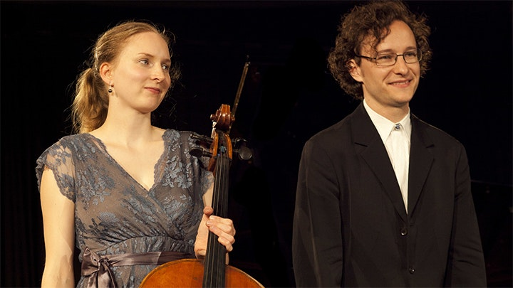 Marie-Elisabeth Hecker and Martin Helmchen play Webern, Brahms and Schubert