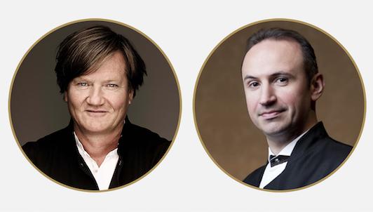 Marko Letonja dirige Rachmaninov et Chostakovitch — Avec Simon Trpčeski