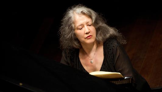 Martha Argerich, Anne-Sophie Mutter y Susanne Barner interpretan Franck y Prokófiev