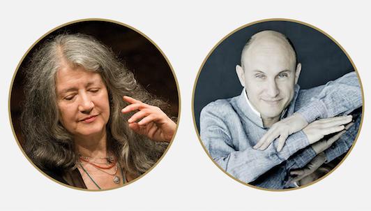 Martha Argerich y Nelson Goerner interpretan Debussy y Rajmáninov