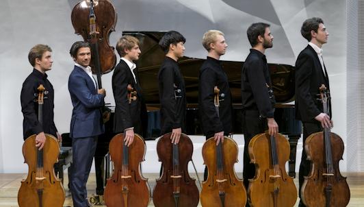 Classe d'Excellence de Violoncelle with Gautier Capuçon (2)