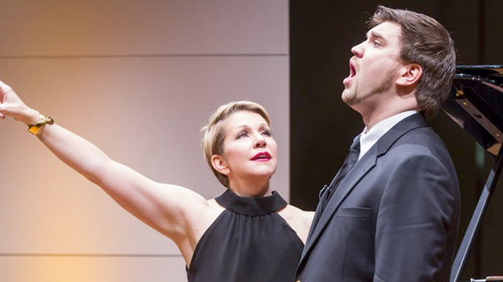 Joyce DiDonato: Master Class at Carnegie Hall (II/III)