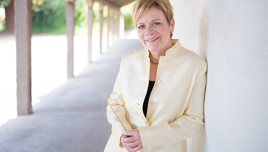 Master class with Marin Alsop