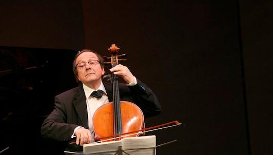 Master Class with Miklós Perényi