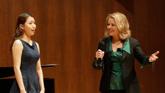 Master Class with Renée Fleming