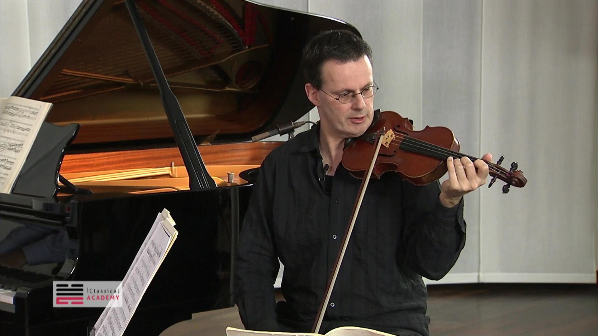 Master Class with Rudolf Koelman (III/III)