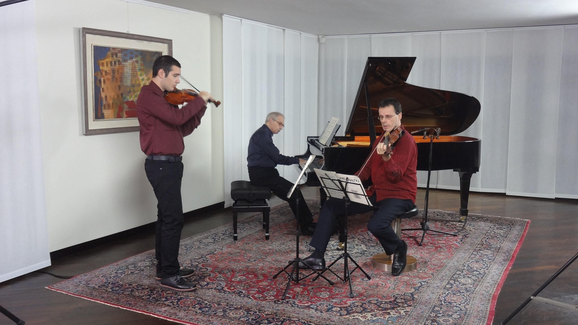 Master Class de Rudolf Koelman (II/III)
