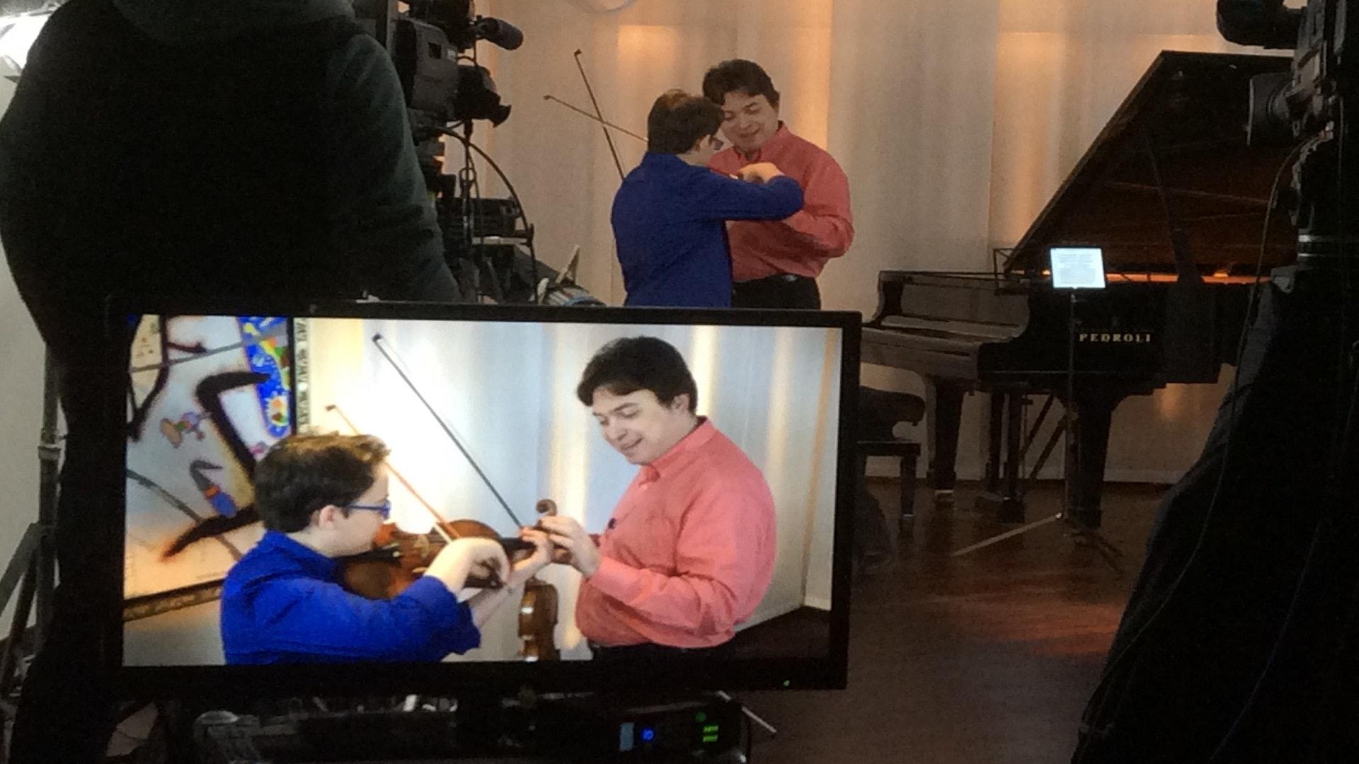 Master Class de Sergey Ostrovksy