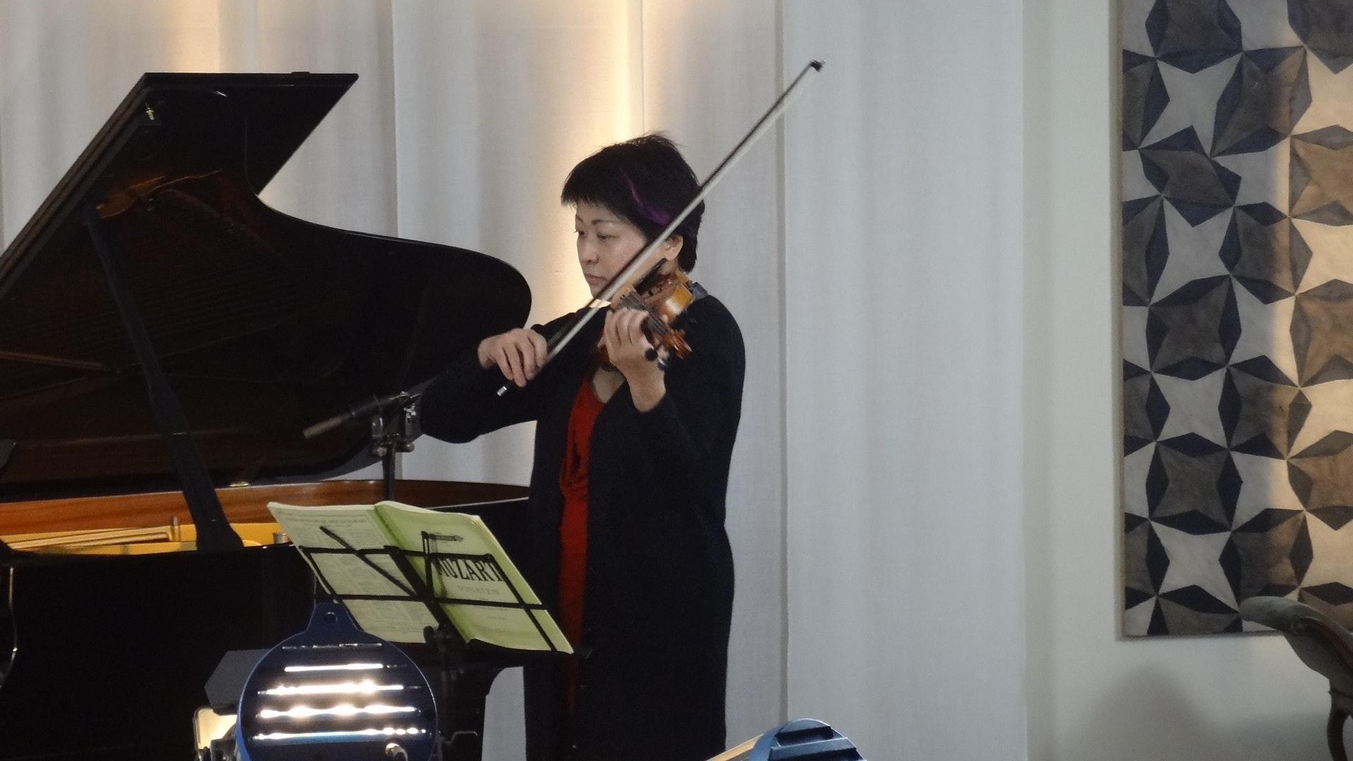 Master Class with Vera Tsu
