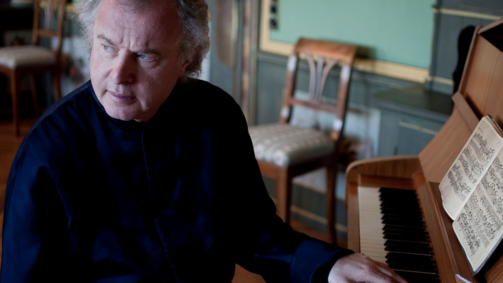 Master class with Sir András Schiff
