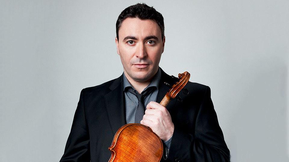Master Class with Maxim Vengerov