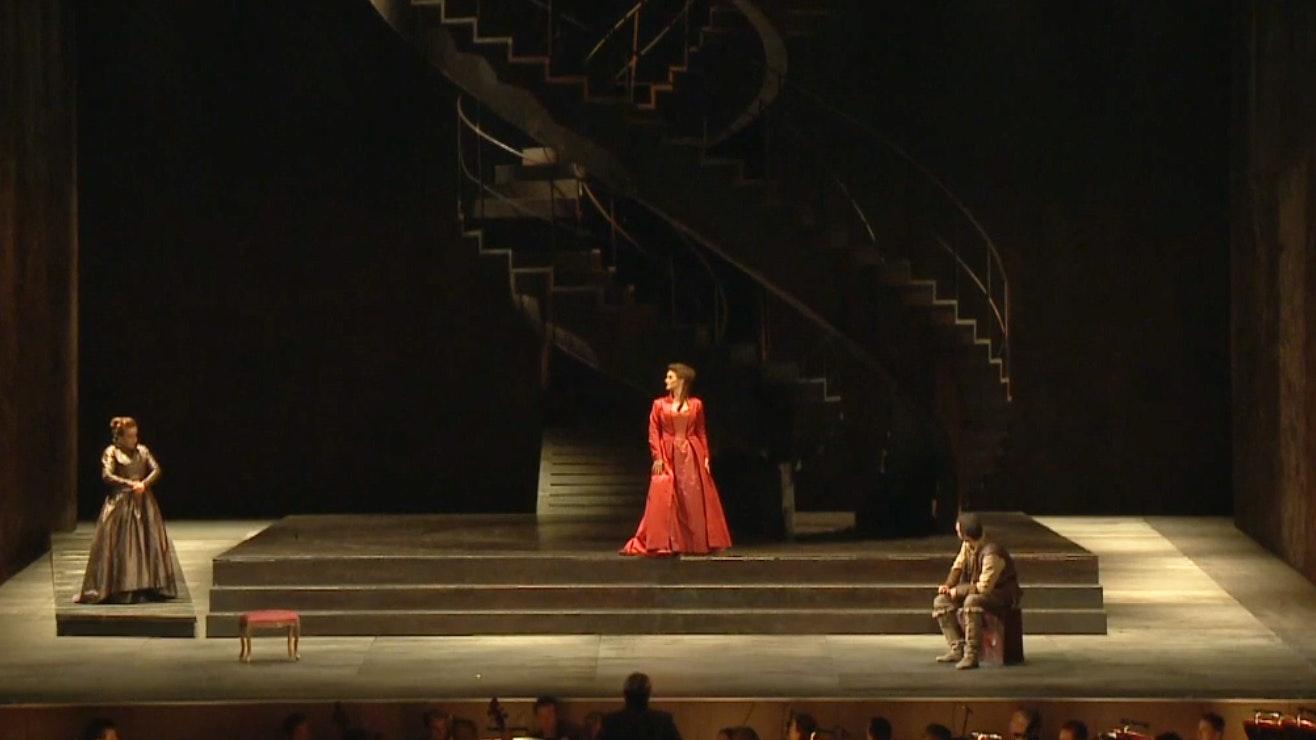 Le Matilde di Shabran de Mario Martone avec Michele Mariotti, Juan Diego Flórez et Olga Peretyako