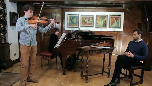 Master Class with Maxim Rysanov