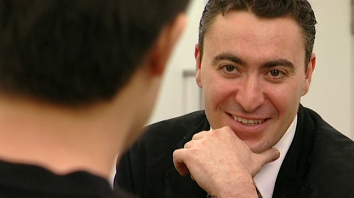 Maxim Vengerov teaches Sarasate: Carmen Fantasy