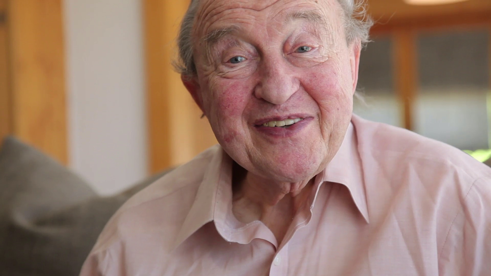 Menahem Pressler: Interview