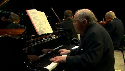 Menahem Pressler, Salvatore Accardo, Antoine Tamestit, Gautier Capuçon interpretan a Schumann y Brahms