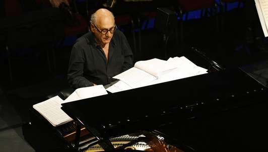 NEW VOD: Michael Nyman conducts and plays Michael Nyman
