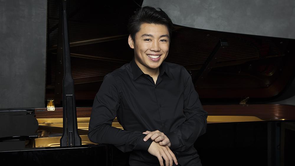 Michael Tilson Thomas conducts Haydn, Liszt and Bartók – With George Li
