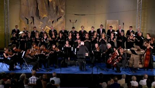 Michel Corboz dirige Bach et Haendel