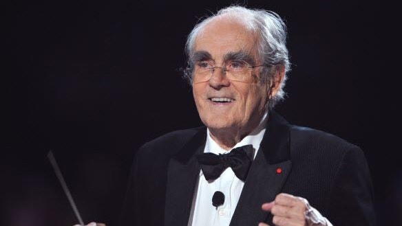 Michel Legrand conducts and plays some of his most famous jazz music - With Jean Dréjac, Jean-Philippe Komac, Peter Verbraken, and Bart Denolf