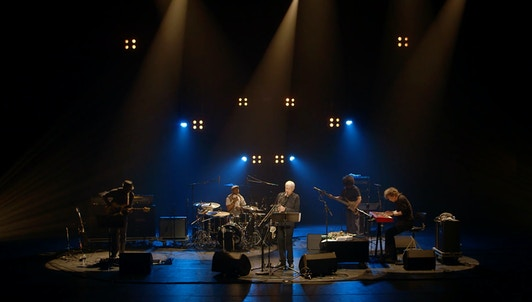 "Michel Portal ""Minneapolis,"" Live at the Sons d'Hiver Festival"