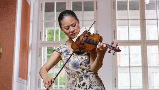 Midori plays Bach's Sonatas and Partitas for Solo Violin (II/II)