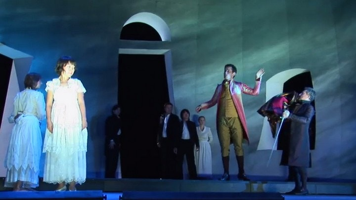 Looking for Don Giovanni