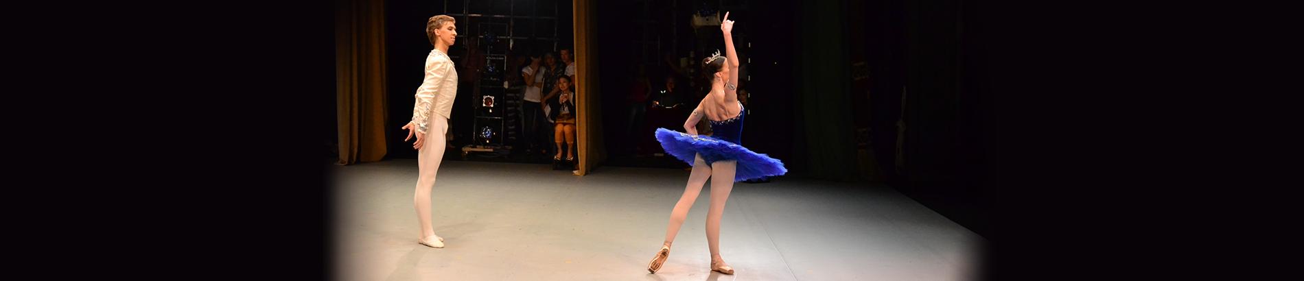 XIII Concours international de ballet de Moscou : Cérémonie d'ouverture