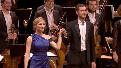 Raphaël Pichon and Sabine Devieilhe perform Mozart