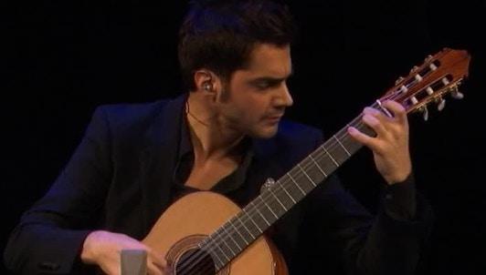 Miloš Karadaglić, embajador de la guitarra clásica