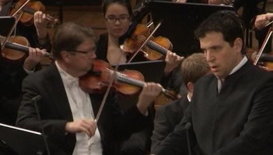 Thomas Hampson, exaltant Simon Boccanegra a Vienne