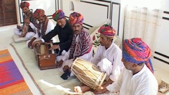 Musicians of Rajastan
