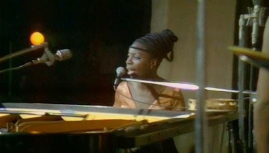 Nina Simone Live at the Olympia (Part II)
