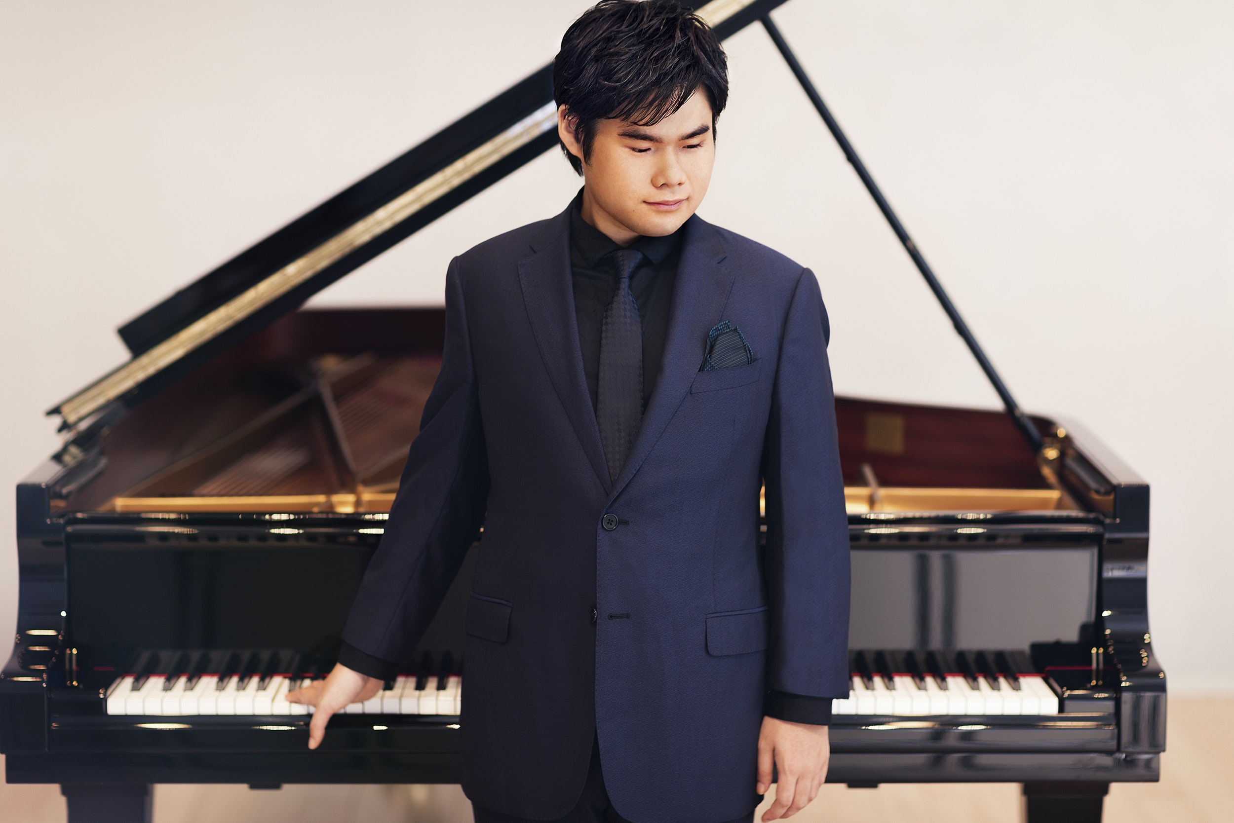 Nobuyuki Tsujii plays Satie, Ravel, and Debussy