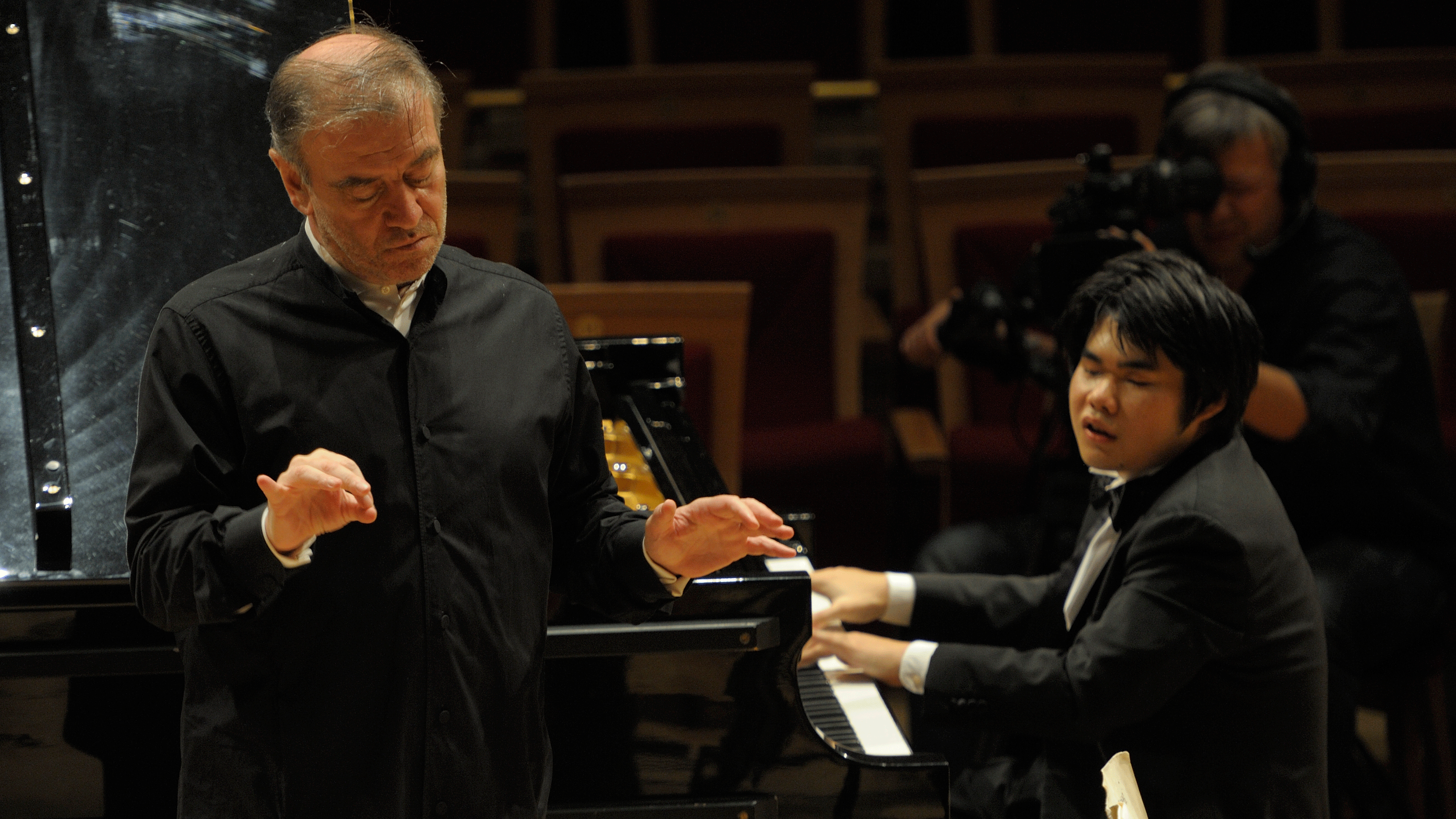 Valery Gergiev conducts Tchaikovsky, Rachmaninov and Shostakovich – With Nobuyuki Tsujii