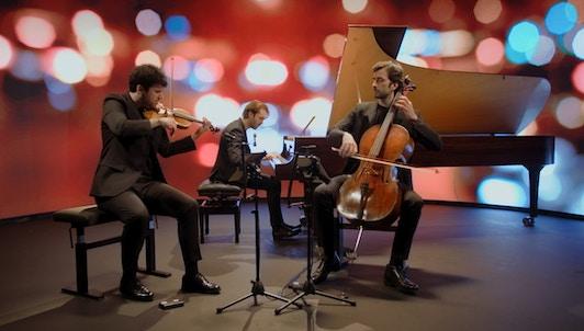 Le Trio Zadig interprète Rachmaninov, Beethoven et Schoenberg