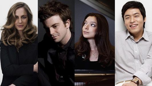 La Nuit du piano ER – Avec Sunwook Kim, Sanja Bizjak, David Kadouch et Yulianna Avdeeda