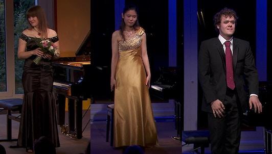 La Nuit du piano ER – Avec Benjamin Grosvenor, Anna Fedorova et Li Siqian