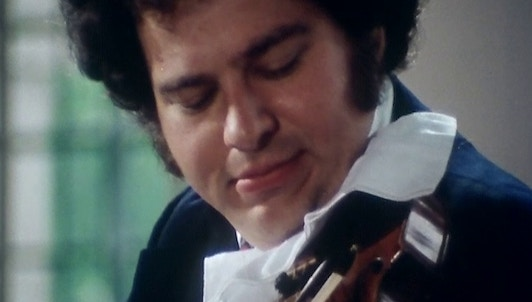 Itzhak Perlman plays Bach's Partita No. 2 in D Minor