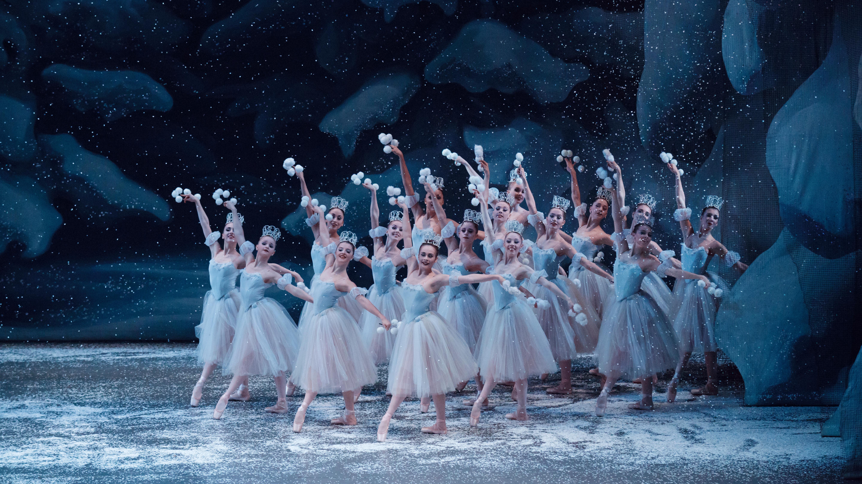Ballet Nutcracker by Balanchine, music by Tchaikovsky