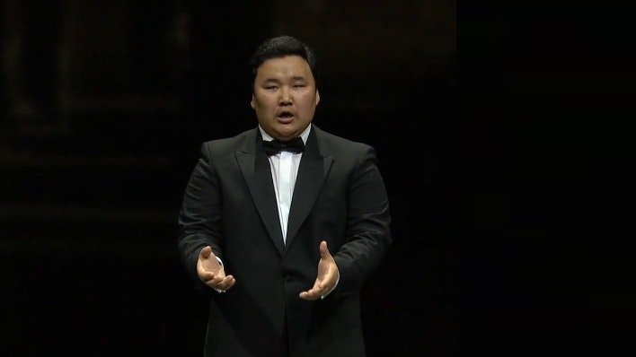 Plácido Domingo's Operalia 2012: Final Round