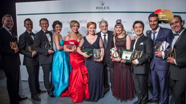 [#medicitvis10] Plácido Domingo's Operalia 2016: Final Round