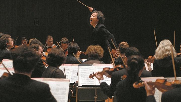 The Orchestre Philharmonique de Radio France performs Debussy, Messiaen and Saint-Saëns