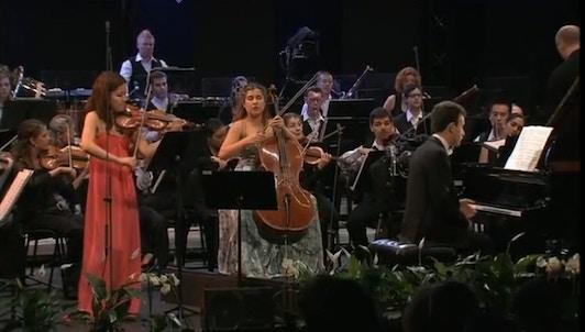 Paavo Järvi, Mayuko Kamio, Alisa Weilerstein and Jonathan Gilad perform Tchaikovsky, Beethoven and Rachmaninov