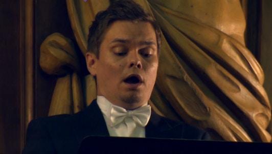 Patrick Marco et Jean Guillou interprètent Liszt, Mendelssohn et Gounod