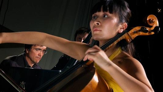 Paul Meyer, Jing Zhao, Eric Le Sage, Bruno Schneider et Daishin Kashimoto interprètent Brahms