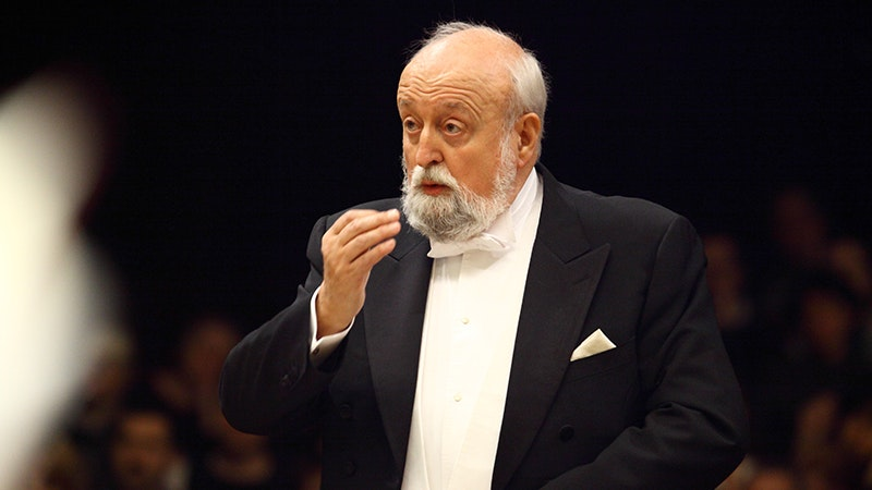 Gala Concert for Krzysztof Penderecki's 80th birthday