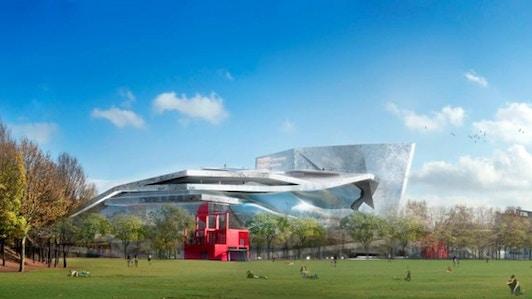 Visite de la Philharmonie de Paris |
